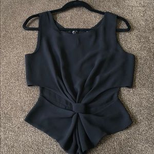 Black Blouse from 579